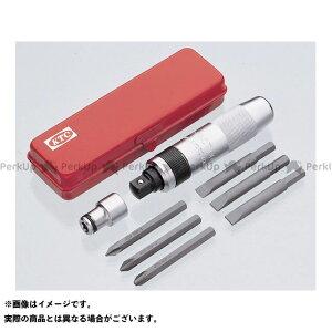 【無料雑誌付き】KTC ハンドツール SD6 インパクトドライバセット ケイティーシー