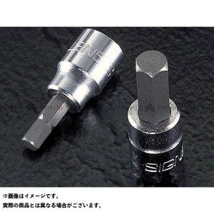"""【雑誌付き】SIGNET ハンドツール 22847(#22604) 3/8DR 1/4"""" ヘックスビットソケット シグネット"""