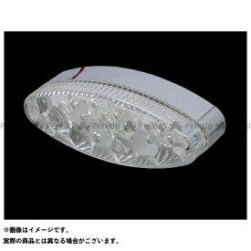 Neofactory ハーレー汎用 テール関連パーツ キャッツアイテールライト LED カラー:クリアー ネオファクトリー