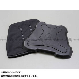 HenlyBegins チェスト・ブレストガード SAS-TEC 胸部プロテクター スナップボタンバッグ付き ヘンリービギンズ