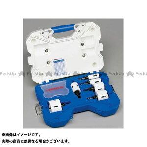 【無料雑誌付き】LENOX 切削工具 34081-600AE バイメタル軸付ホルソーセット 電気工事用 レノックス