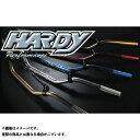 HARDY 汎用 ハンドル関連パーツ MXハンドルバー タイプ2 MIDIUM ゴールド ハーディ
