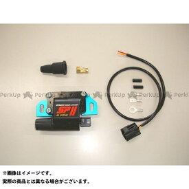 エーエスウオタニ 汎用 CDI・リミッターカット SPIIハイパワーコイル(プラグコードコネクタ・1次コネクタ付) 1P ASウオタニ