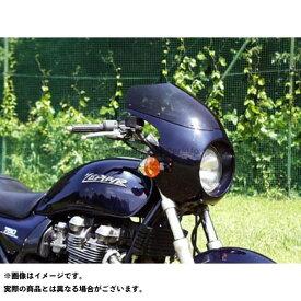 GULL CRAFT ゼファー750 カウル・エアロ ブレットビキニ タイプC(スモーク) ルミナスチェスナットブラウン/ルミナスタンジェリンオレンジ ガルクラフト
