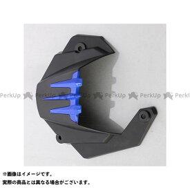 KITACO ビーウィズ125 シグナスX シグナスX SR ドレスアップ・カバー エアフォースダクト ブルー キタコ