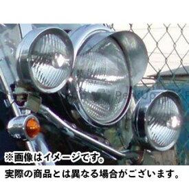 【特価品】American Dreams イントルーダークラシック400 ヘッドライト・バルブ フォグランプ クリアレンズ アメリカンドリームス