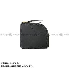 DEGNER デグナー 財布 W-85 レザーコインケース ブラック