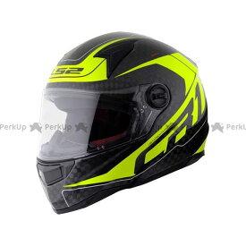 エルエスツー フルフェイスヘルメット LS2 DIABLO(ディアブロ) カラーモデル イエロー S/55-56cm LS2 HELMETS