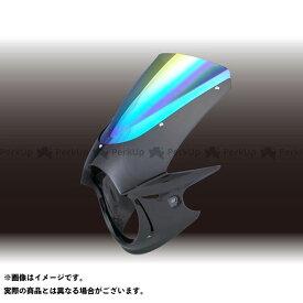 FORCE DESIGN VTR250 カウル・エアロ VTR250(FI) ビキニカウル カウルカラー:グラファイトブラック スクリーンカラー:スモーク スクリーンタイプ:スプリントスクリーン フォルスデザイン
