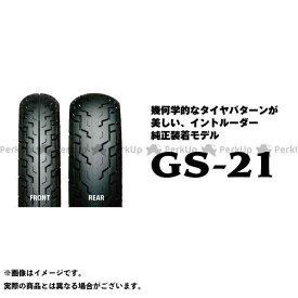 アイアールシー 汎用 オンロードタイヤ GS-21 150/80-15 M/C 70P WT リア IRC