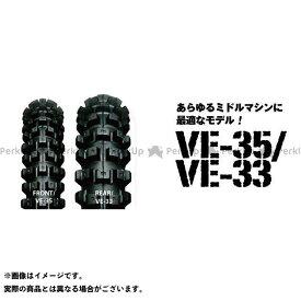【エントリーで最大P19倍】【特価品】IRC 汎用 オフロードタイヤ VE-33 110/100-18 64M WT リア アイアールシー