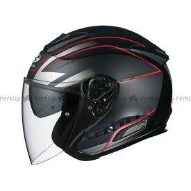 オージーケーカブト ジェットヘルメット ASAGI BEAM(アサギ ビーム) フラットブラック L/59-60cm未満 送料無料 OGK KABUTO