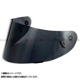 【ポイント最大19倍】LS2 HELMETS ヘルメットシールド S-4(LS2) シールド カラー:ダークスモーク エルエスツーヘルメット
