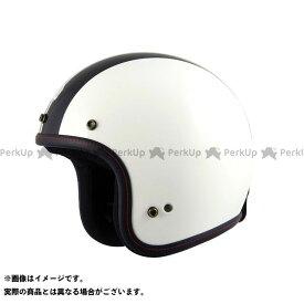 【エントリーで最大P21倍】ガーゴイル ジェットヘルメット Amulet01(アムレットゼロワン) ホワイト/ブラック サイズ:XL/61-62cm GARGOYLE