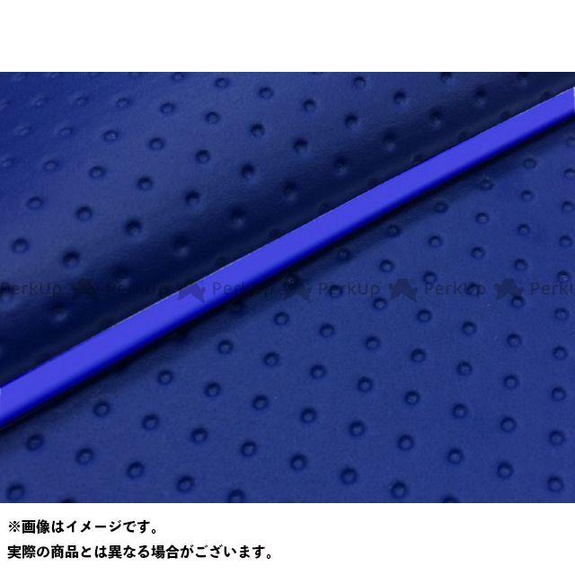 【エントリーでポイント10倍】送料無料 グロンドマン ロードフォックス シート関連パーツ ロードフォックス グロンドマン国産シートカバー 張替(フルエンボスブルー) 青パイピング