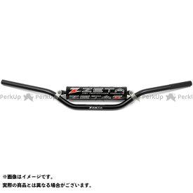 送料無料 ジータ ZETA ハンドル関連パーツ CXハンドルバー Super Moto-Medium(ブラック)