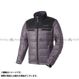 GOLDWIN ジャケット 【特価品】GSM22758 GWS ウォームキルトジャケット(ダークグレー) サイズ:M ゴールドウイン