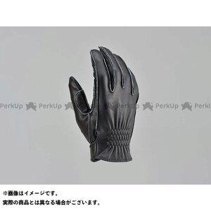 【雑誌付き】HenlyBegins レザーグローブ HBG-038 外縫いショートグローブ(ブラック) サイズ:M ヘンリービギンズ
