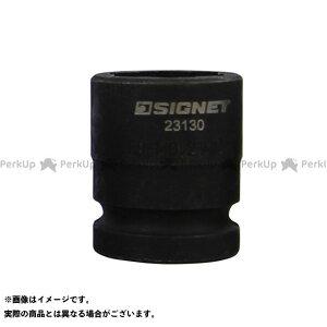 シグネット ハンドツール 23130 1/2DR インパクト用ボルトリムーバーソケット 21MM   SIGNET