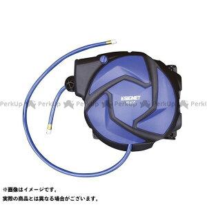 【無料雑誌付き】SIGNET エアーツール 65455 エアホースリール 10M シグネット