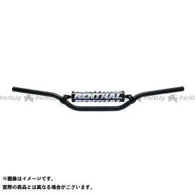 送料無料 RENTHAL 汎用 ハンドル関連パーツ レプリカバー ジェフ・ワード/MX5インチ ブラック