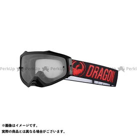 DRAGON ドラゴン オフロードゴーグル MXV PLUSゴーグル(レッド)
