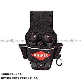 【無料雑誌付き】KNIPEX ツーリング用バッグ 001973LE ウエストツールポーチ クニペックス