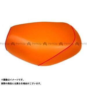 【エントリーで最大P19倍】Grondement シグナスX シグナスX SR シート関連パーツ シグナスX(SEA5J/SEA8J)(BF9)4型(XC125SR)/ヤマハ グロンドマン国産シートカバー 被せ(オレンジ/赤パイピング)