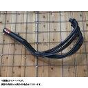 MISTY Z400FX マフラー本体 Z400FX 64手曲(ブラック) ミスティ