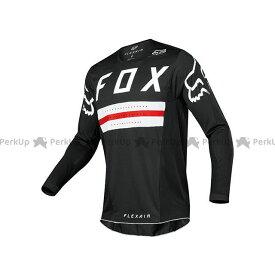 フォックス モトクロス用品 2018 AMA SX アナハイム1 限定カラー フレックスエアー プリーストLEジャージ(ブラック/レッド) S FOX