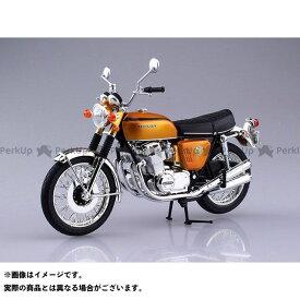 アオシマ おもちゃ・ホビー 1/12 ミニチュア完成車 CB750FOUR K0(ゴールド) AOSHIMA