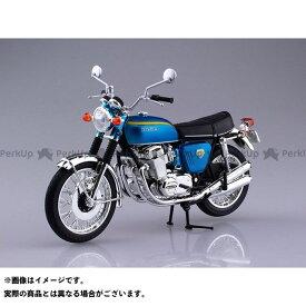 アオシマ おもちゃ・ホビー 1/12 ミニチュア完成車 CB750FOUR K0(ブルー) AOSHIMA
