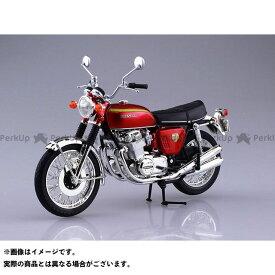 アオシマ おもちゃ・ホビー 1/12 ミニチュア完成車 CB750FOUR K0(レッド) AOSHIMA