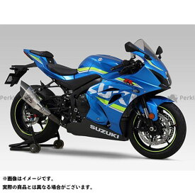 YOSHIMURA GSX-R1000 マフラー本体 Slip-On R-11Sqサイクロン EXPORT SPEC 政府認証 ST