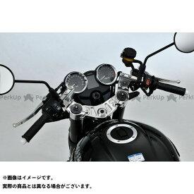 送料無料 オーバーレーシング Z900RS ハンドル関連パーツ スポーツライディング ハンドルキット(ブラック)