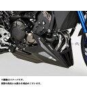 ボディースタイル トレーサー900・MT-09トレーサー カウル・エアロ ベリーパン YAMAHA Tracer 900 2015-2016 マットブ…