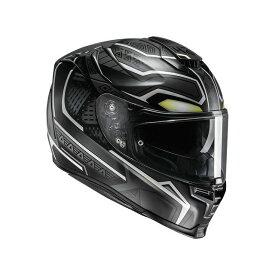 送料無料 HJC エイチジェイシー フルフェイスヘルメット HJH140 MARVEL RPHA 70 ブラックパンサー XL/61-62cm未満