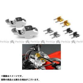 Dimotiv GSX-S1000 GSX-S1000F ハンドルポスト関連パーツ ハンドルライザー GSX-S1000 20MM UP カラー:ブラック ディモーティブ