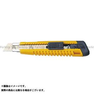 【無料雑誌付き】KDS 切削工具 L-11YE カッターナイフ セフティL(黄) ムラテックKDS