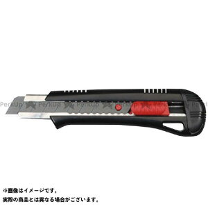 【無料雑誌付き】KDS 切削工具 L-18B カッターナイフ ブラックオートL 鋭黒刃付 ムラテックKDS