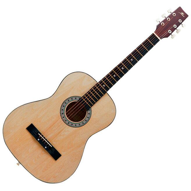 アコースティックギター 初心者向け MU001 ベージュ