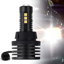24V−12V 超爆光バックライト T15 T16 バックランプ LED エピスター社製 ハイパワーチップ led 12チップ 6000K ホワイト DC6/60V 12V車 24V大型トラック 車検対応 3000ルーメン高演色 LED マーカー (ブラック)is-04