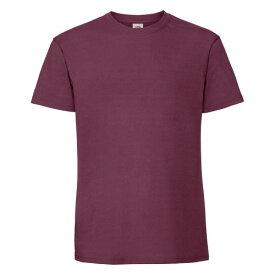 (フルーツ・オブ・ザ・ルーム) Fruit Of The Loom メンズ リングスパン プレミアム Tシャツ 半袖 無地 トップス 【楽天海外直送】