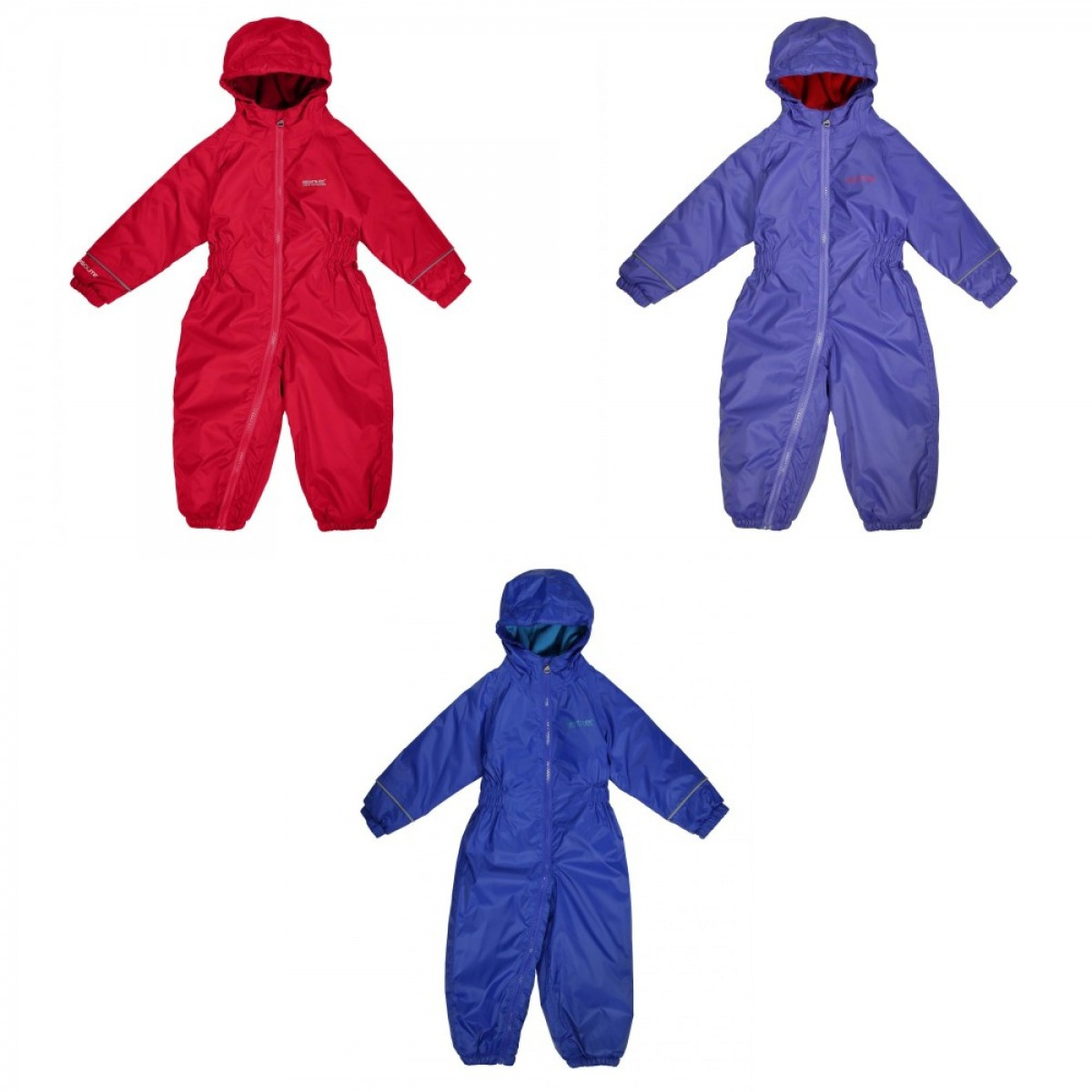 (レガッタ) Regatta 赤ちゃん・ベビー用 Splosh III ウォータープルーフ カバーオール レインスーツ 【楽天海外直送】