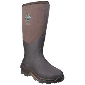 (マックブーツ) Muck Boots ユニセックス ウェットランド ハイウェリントンブーツ 長靴 レインブーツ 男女兼用 【楽天海外直送】