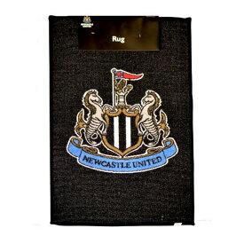 ニューカッスル・ユナイテッド フットボールクラブ Newcastle United FC オフィシャル商品 フロアラグ マット 【楽天海外直送】