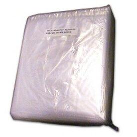(キングフィッシャーパッケージング) Kingfisher Packaging クリアポリエチレンバッグ ビニール袋 業務用ポリ袋 (1000枚入り) 【楽天海外直送】