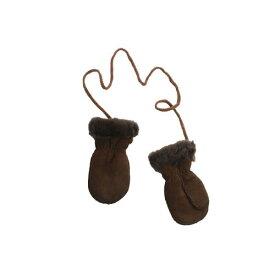(イースタン・カウンティーズ・レザー) Eastern Counties Leather ベビー シープスキン ミトン 手袋 【楽天海外直送】