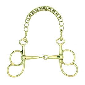 (コテージクラフト) Cottage Craft 馬用 はみ GS バタフライ オールカッパー 馬勒 馬具 乗馬 ホースライディング 【楽天海外直送】