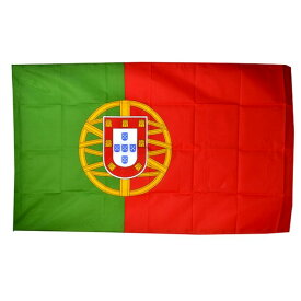 ポルトガル国旗 ラージサイズ フラッグ 【楽天海外直送】